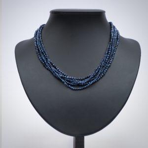 Blaue Saphire